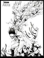 Tetsuo of AKIRA