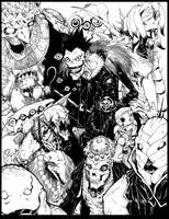 SHINIGAMI by TheIronClown