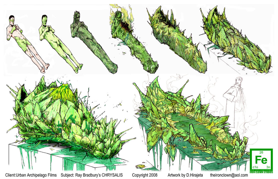 the rocket ray bradbury short story pdf