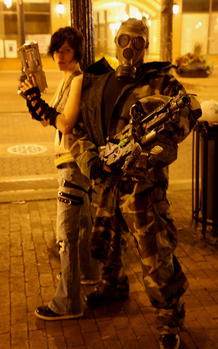 Zombie Hunters of Fayetteville by TheIronClown on DeviantArt