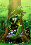 ARENA Forest Alchemy Lab