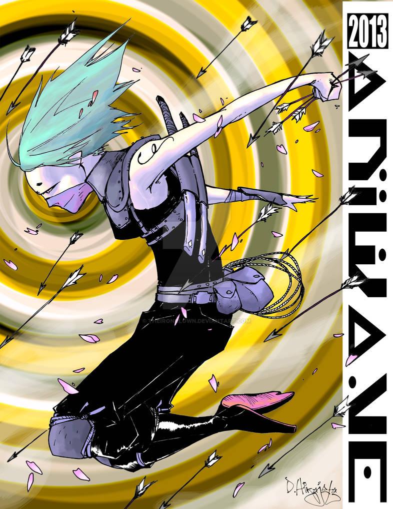 Aniwave Ninja entry