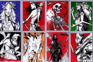 Deity Cards 1