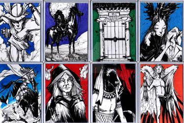 Deity Cards 2