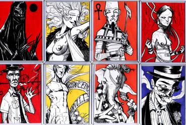 Deity Cards 3