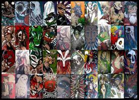 tarot cover collection