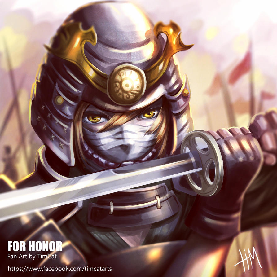For Honor Fans Art by TimCats