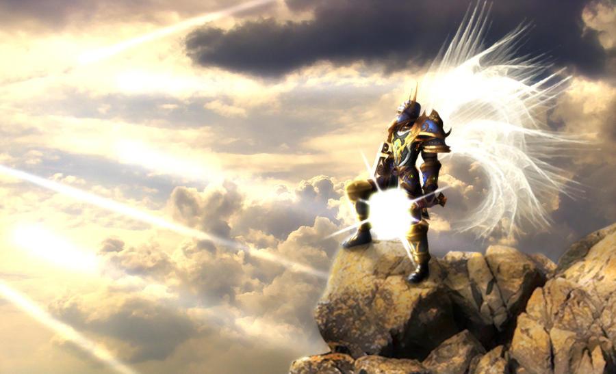 Heaven's Light II by Heavenslight180
