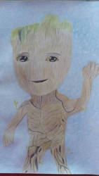 Baby Groot ( Guardians of the Galaxy 2)