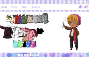 His name is Evelino xD by AnimeVideoGamesFan37