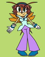 Mi FC de Sonic - Helia The Cockroach by AnimeVideoGamesFan37