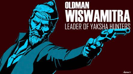 Grand Legend Ramayana - NOIR : Wiswamitra by Bakabakero