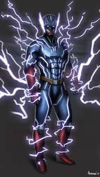 Gundala - Son of Lightning by Bakabakero