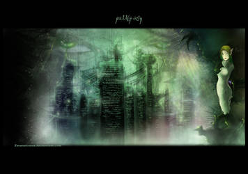Fallen City by zevenstorms