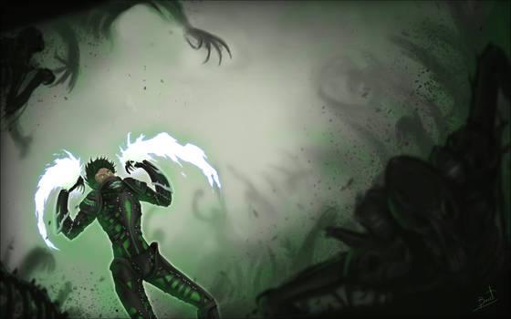 Necromancer Guildwars Fanart