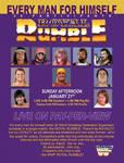 Royal Rumble 1990 Poster Remake