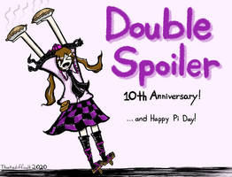 Touhou Double Spoiler 10th Anniversary!