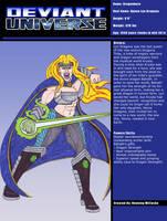 Deviant Universe - Dragonborn by Branded-Curse