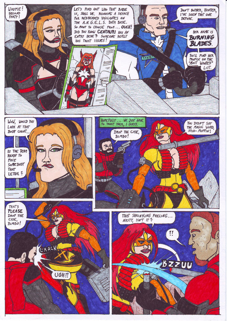 Fallen A.N.G.E.L.S.: Operation Purgatory: Page 14 by Branded-Curse
