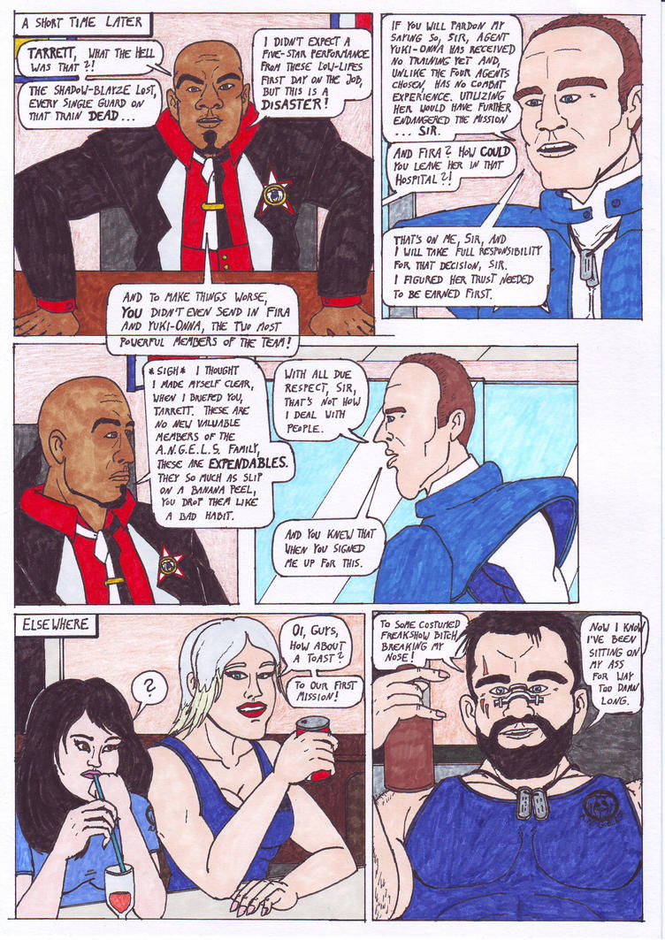 Fallen A.N.G.E.L.S.: Operation Purgatory: Page 16 by Branded-Curse