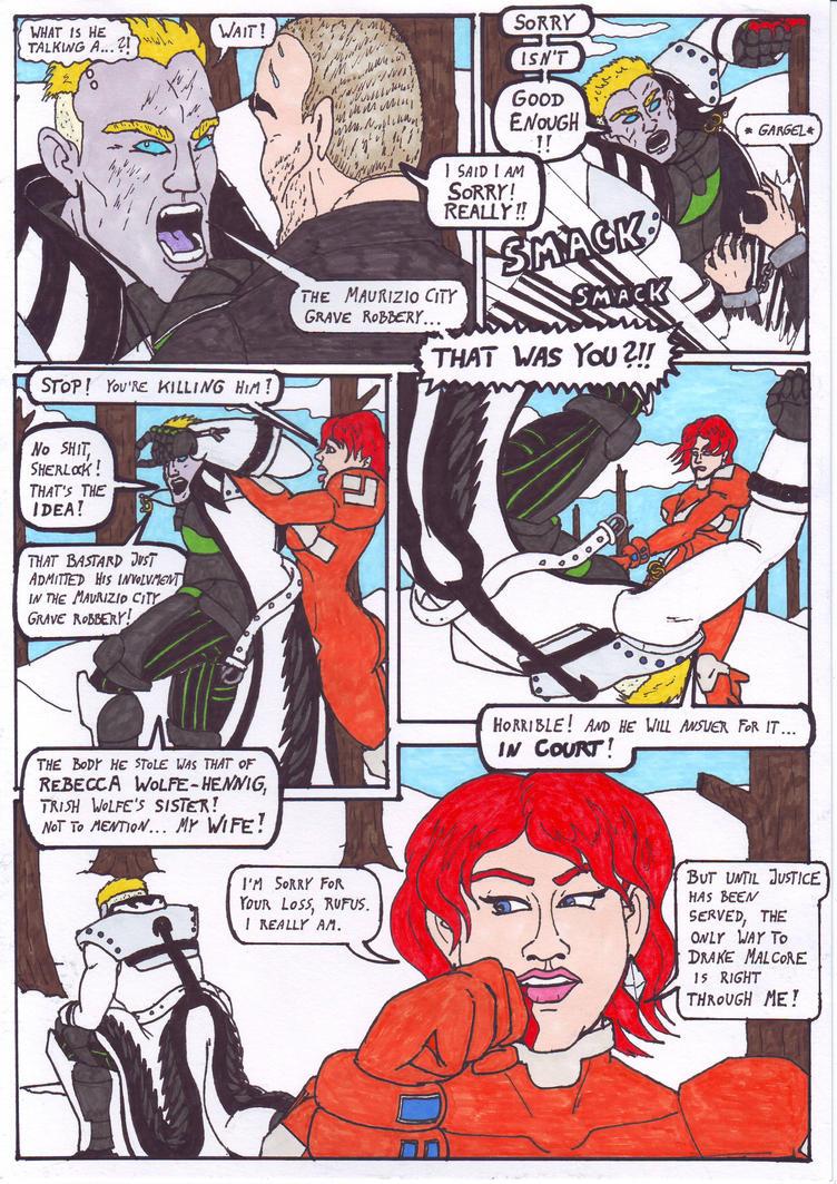 Dark Justice: Page 11 by Branded-Curse