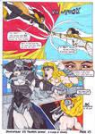 Dragonborn vs Thunder Woman: Page 13