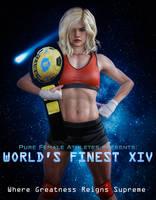 PFA World's Finest XIV