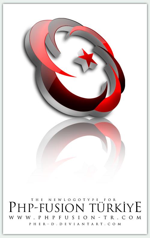 Logotype For PHP-Fusion-TR by FerdiCildiz
