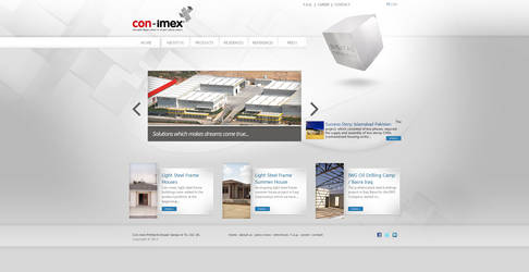 Con-imex Prefabricated Containers