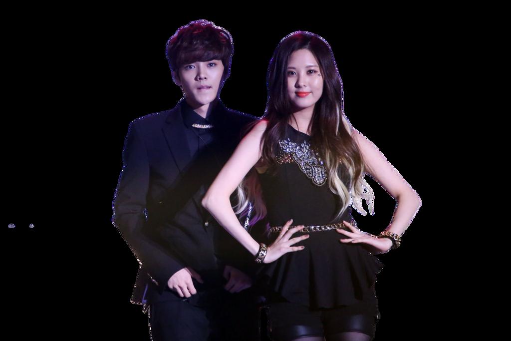 Seohyun luhan dating confirmed
