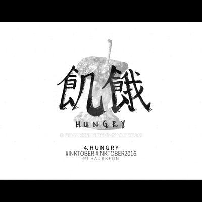 Hungry by Chaukkeun