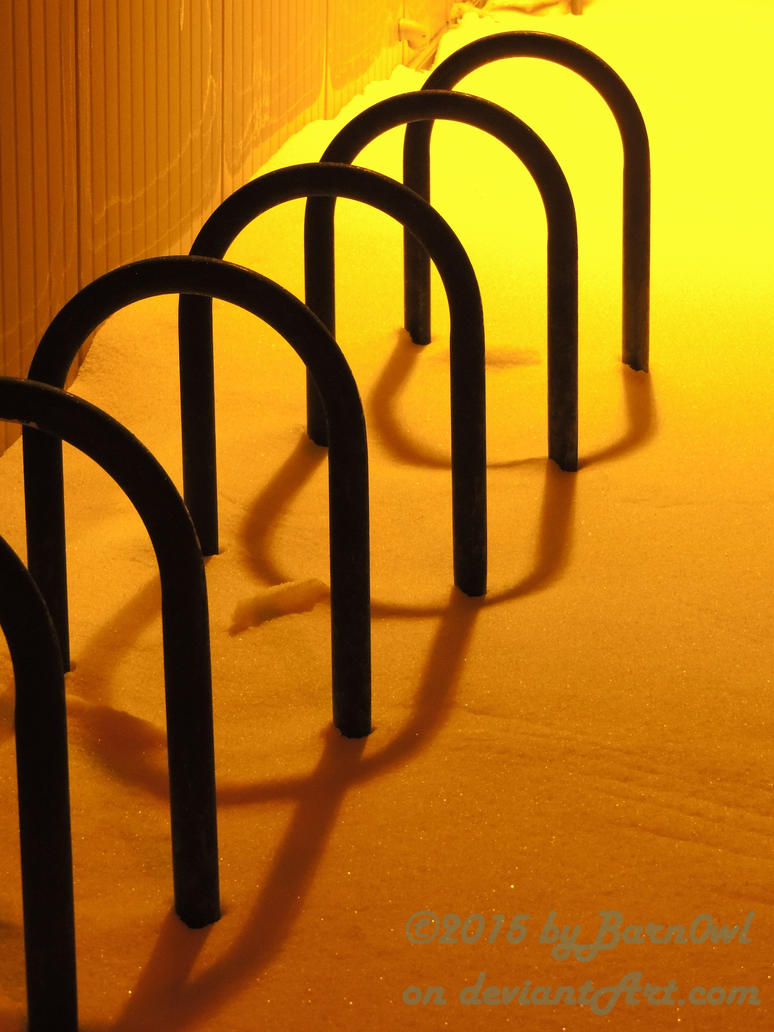 Bike Rack 1 by Barn0wl
