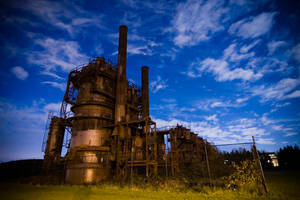 .gasworks 25. by elementalunacy