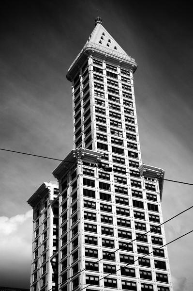 .smith tower. by elementalunacy