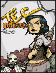 TEC Outlands Issue One Cover