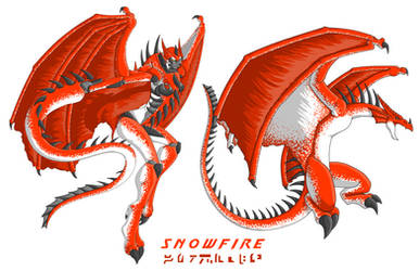 OTF Snowfire R and B Modes