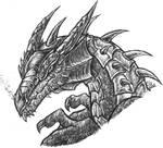 Dragon Doodle2