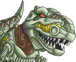 Cybertron Beast Megatron