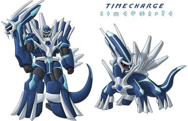 Pokeformer: Timecharge