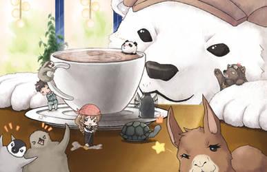 Welcome to Polar Bear Cafe!