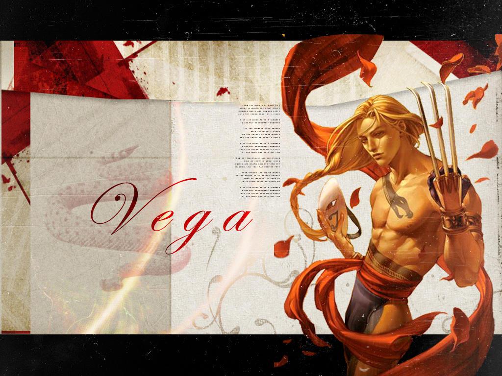 Street Fighter Vega By Mask Of Mafdet On Deviantart