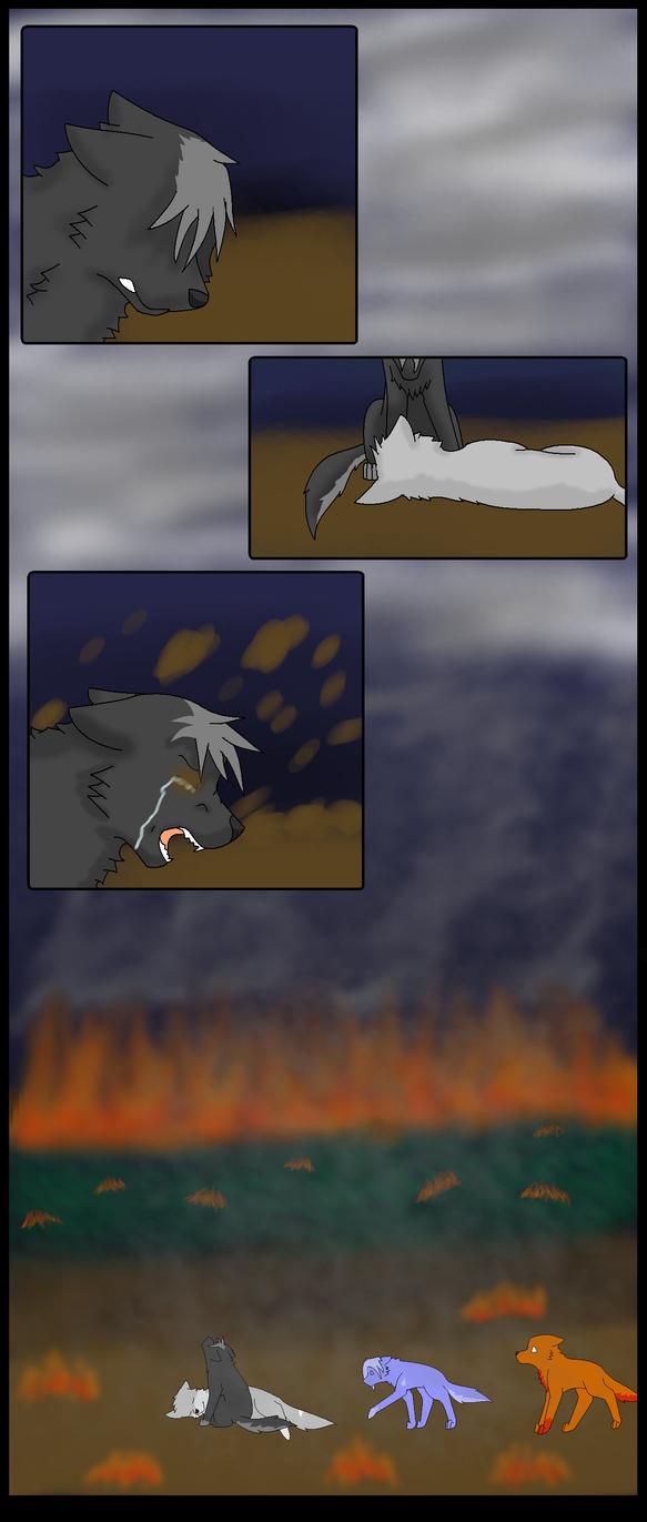 :muerte de Salvatore: by Drum-Kal
