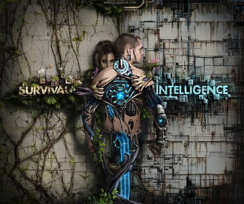 Survival vs. Intelligence