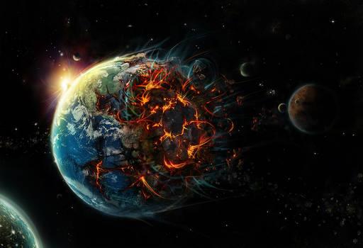 Chaos of 2012 by zbush