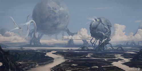 Genesis by zbush