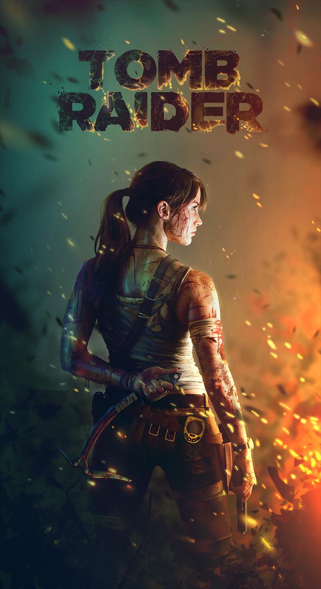 Tomb Raider by zbush