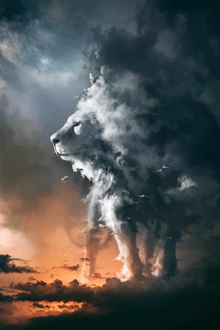 Lion King's Mufasa by zbush