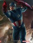Captain America Avengers