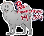 [P2U] Finnish Lapphund