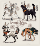 [Auction] August Ailidae (CLOSED)